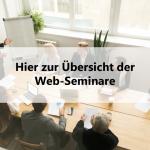 Übersicht Web-Seminare