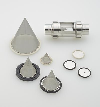 Filtersiebe und Blenden