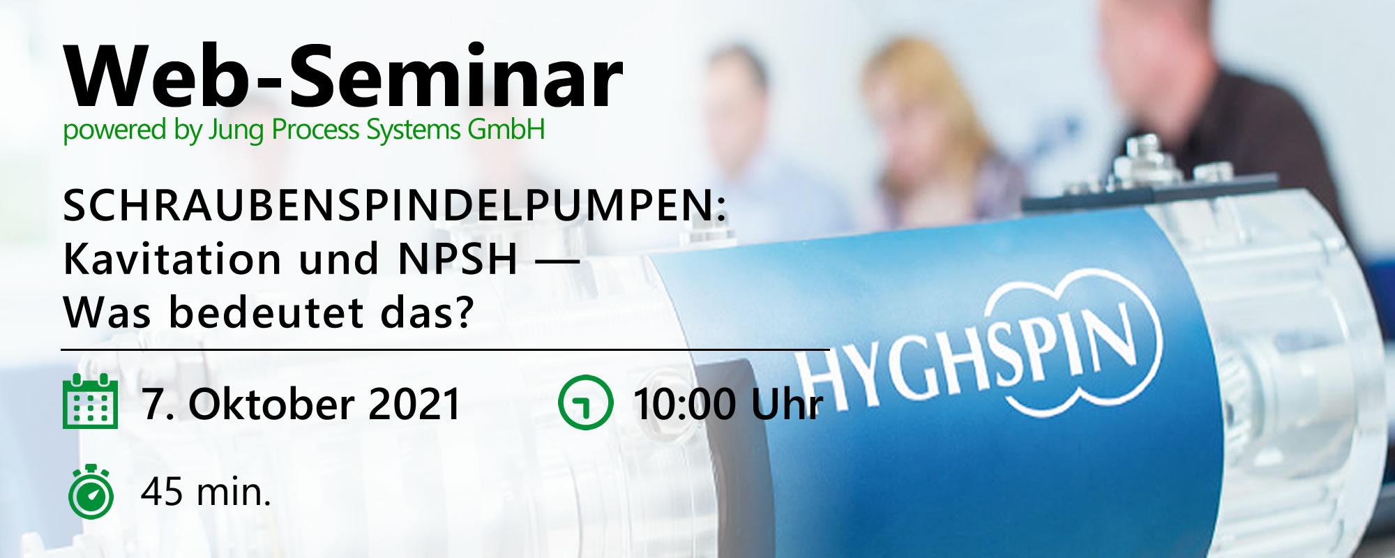 Web-Seminar am 07.10.2021