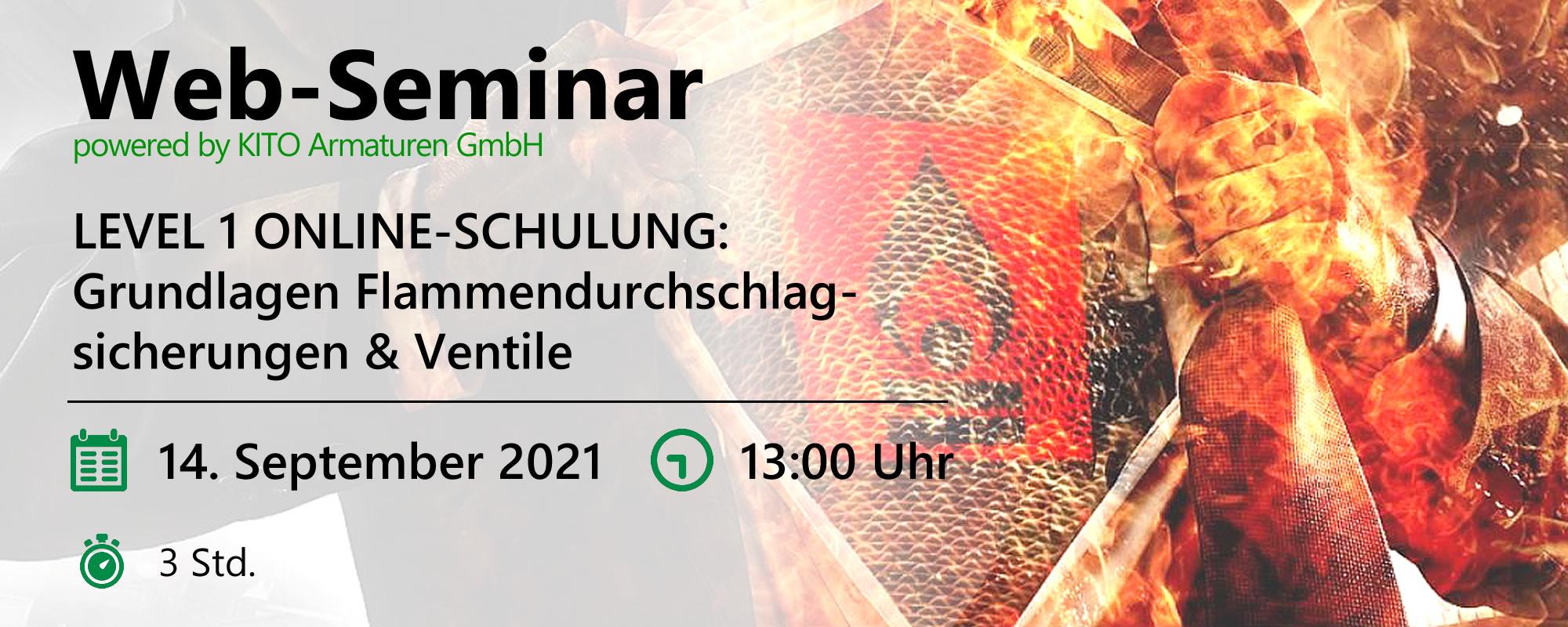 Web-Seminar am 14.09.2021
